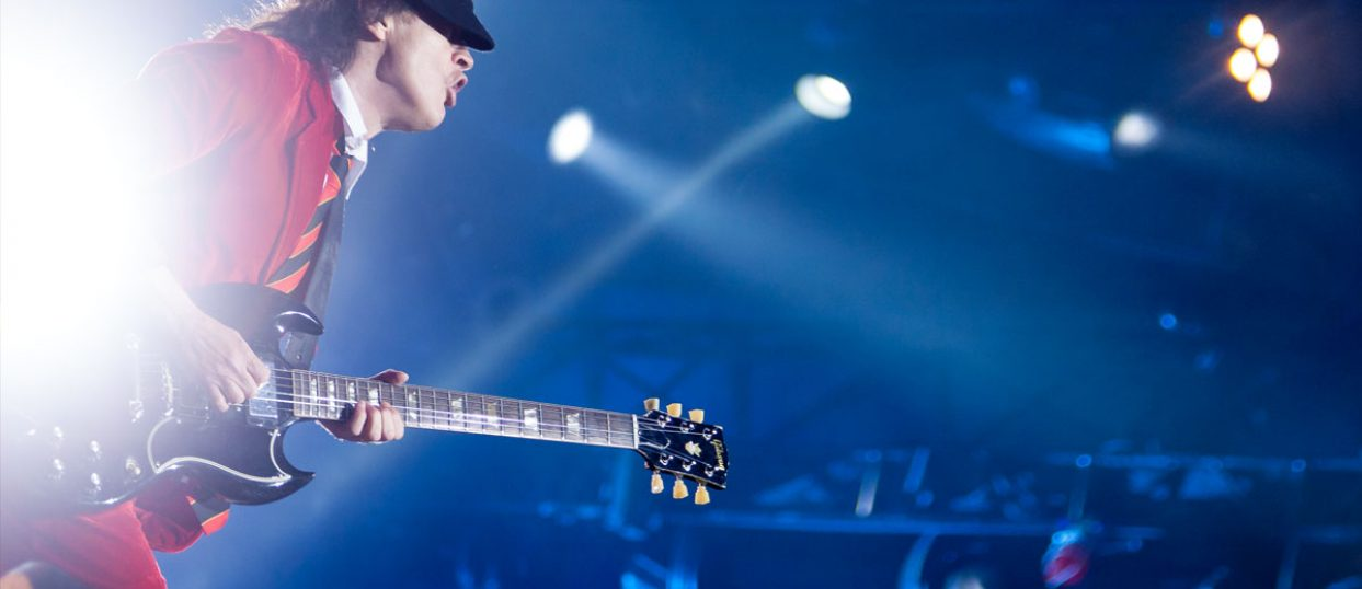 AC/DC – Live @ Western Springs. Auckland, New Zealand
