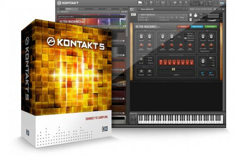 Native Instruments Kontakt 5 – The Mean Machine