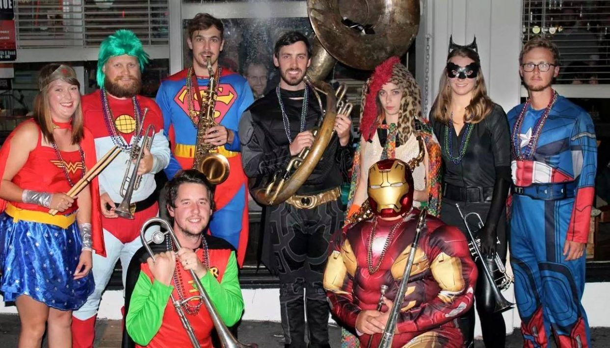 Superhero Second Line – Live @ Portland Public House