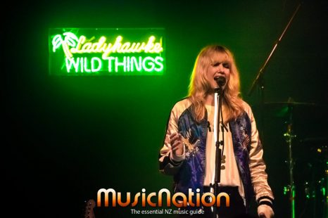 Ladyhawke – Live @ The Powerstation, Auckland. Full review and photos.