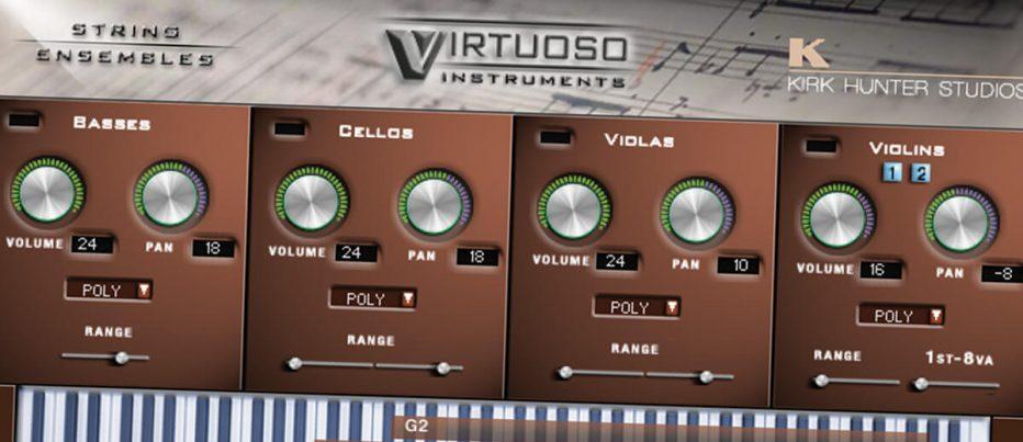 Kirk Hunter Studios: Virtuoso Ensembles – Virtual Conductor