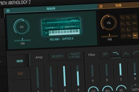 UVI Synth Anthology 2 – No Limitations