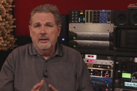 Groove3's Recording Vocals with Dave Pensado