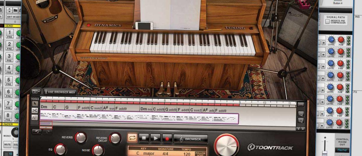 Toontrack EzKeys – The Essential Piano