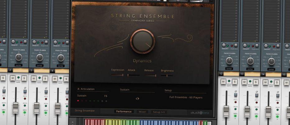 Native Instruments String Ensembles – Smooth as Silk