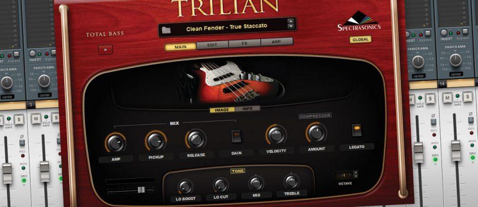 Spectrasonics Trilian – Low so good!