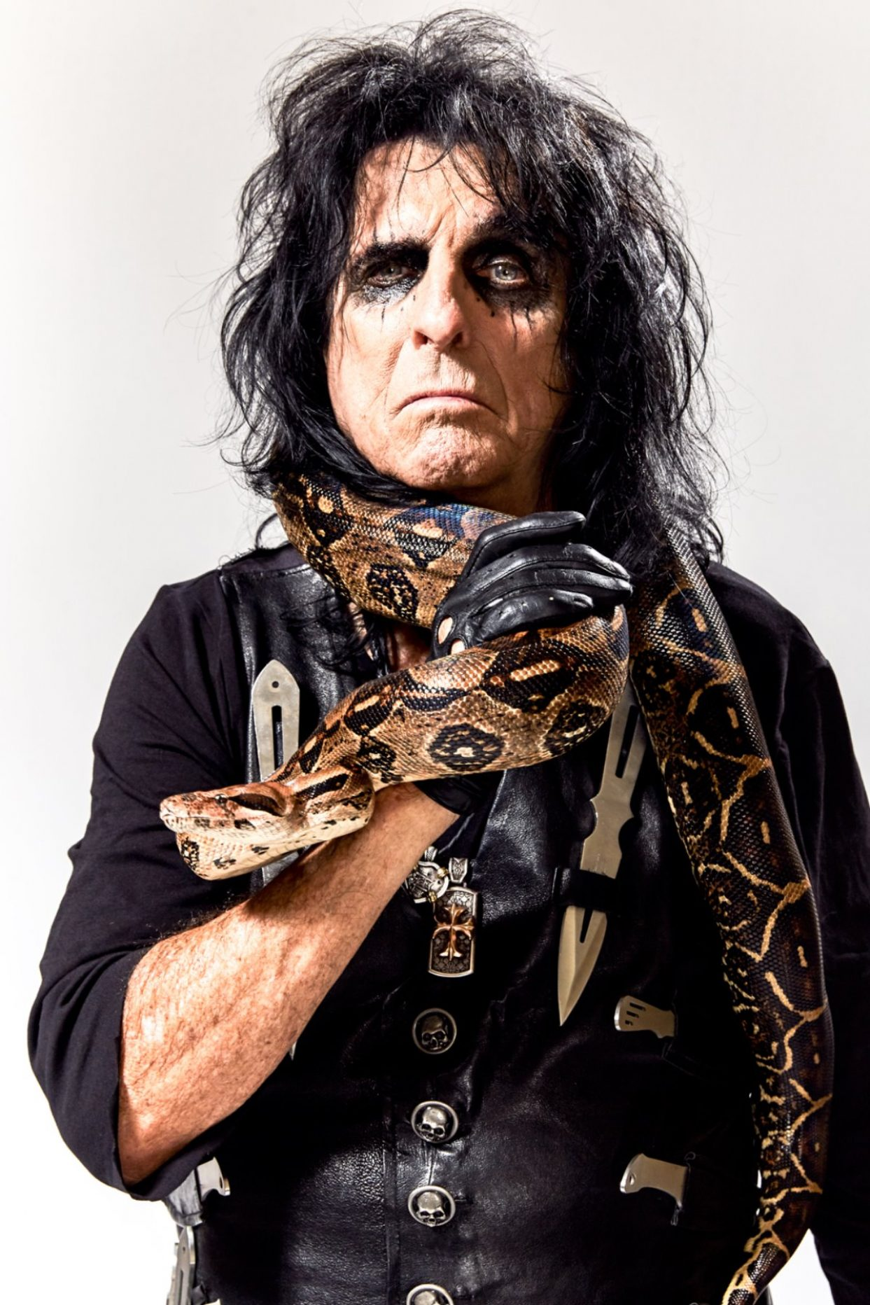 Alice Cooper: Celebrating the 40th Anniversary of his first New Zealand tour!