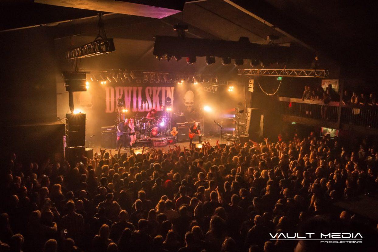 Devilskin – Live @ The Powerstation