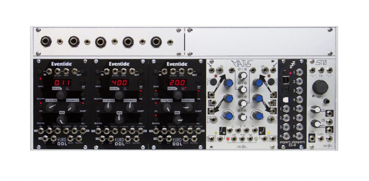 Eventide enters Eurorack world with EuroDDL module