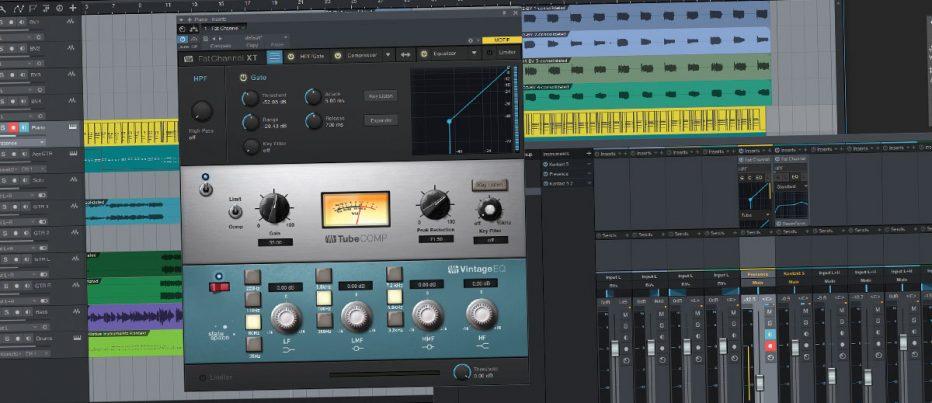 Presonus Studio One 3 Professional – Safe and Sound