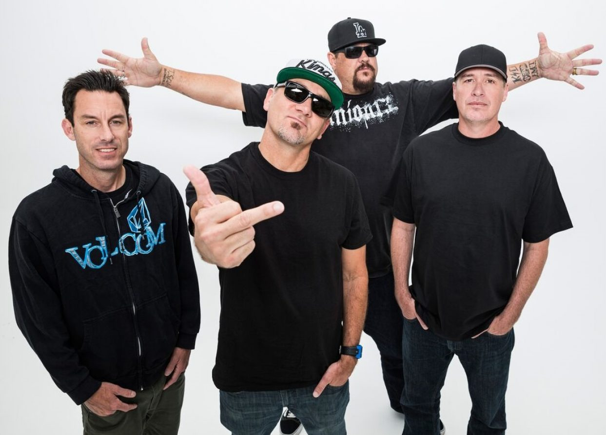 Pennywise to play Full Circle 20th Anniversary show in Auckland