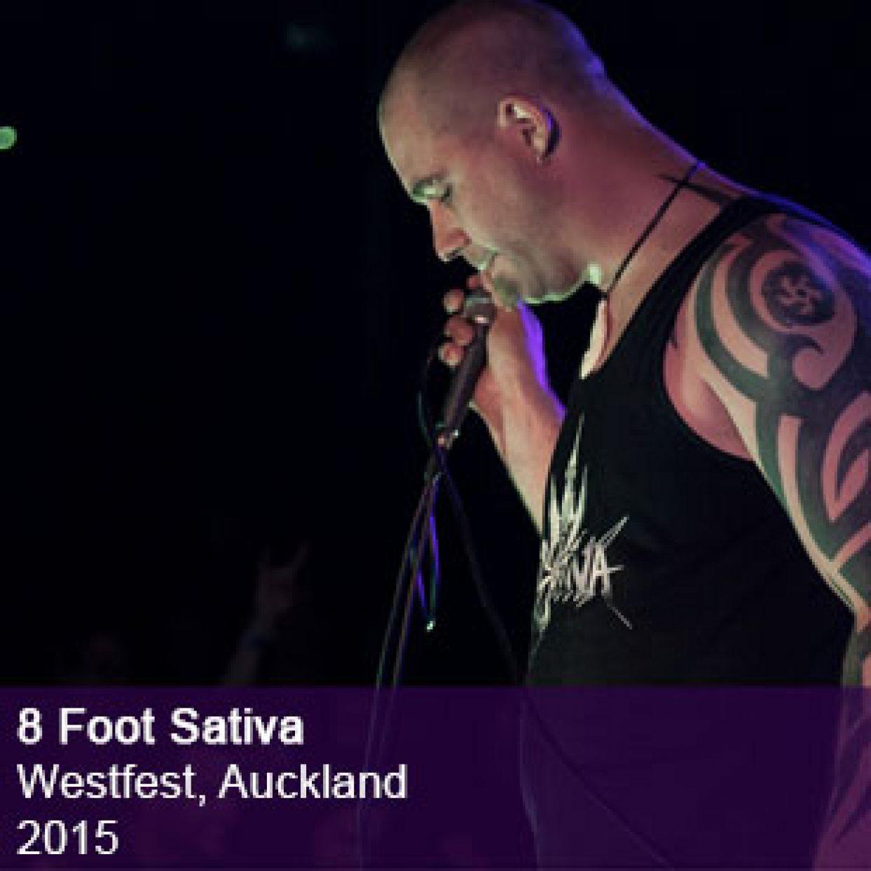 8 Foot Sativa live