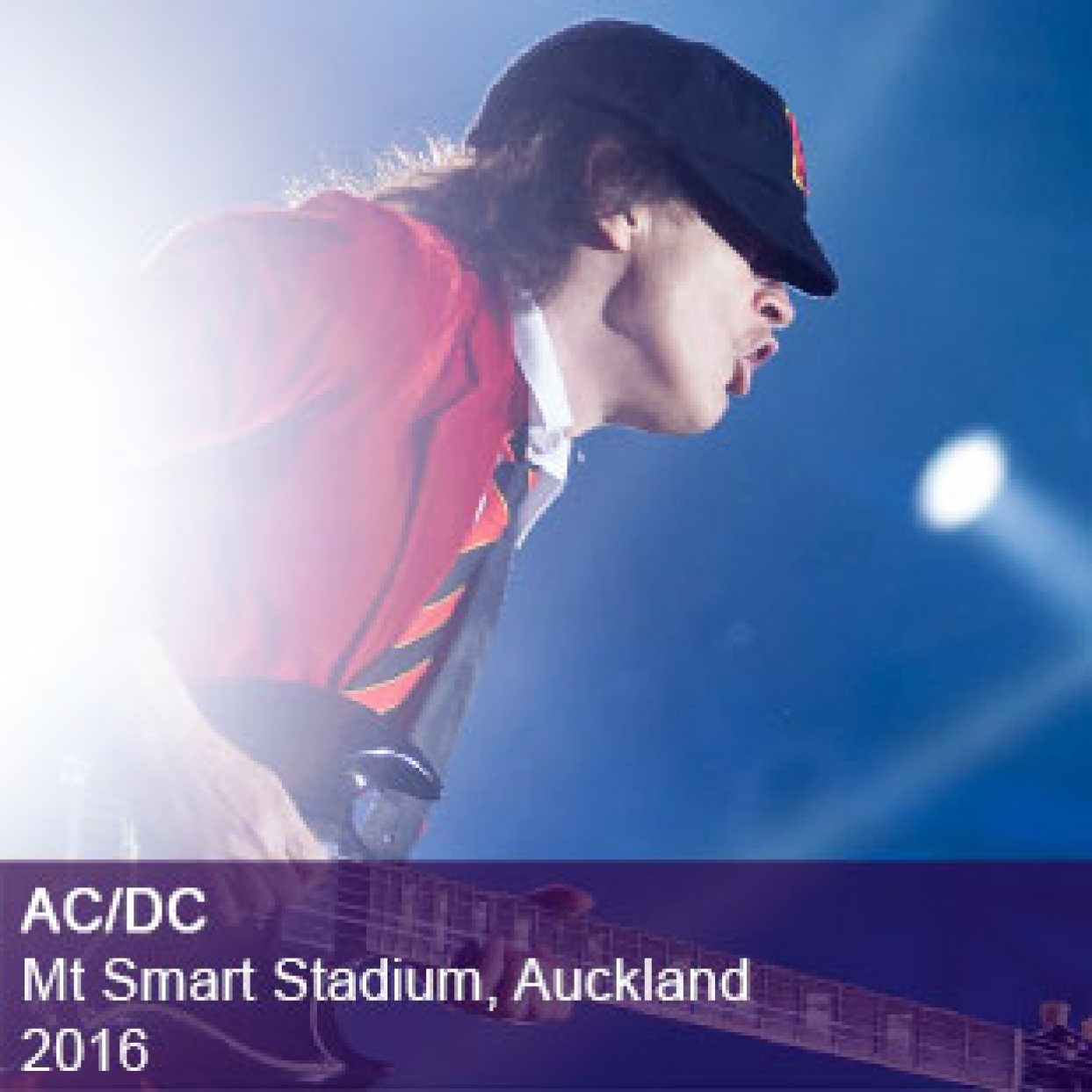 ACDC Live Auckland 2016