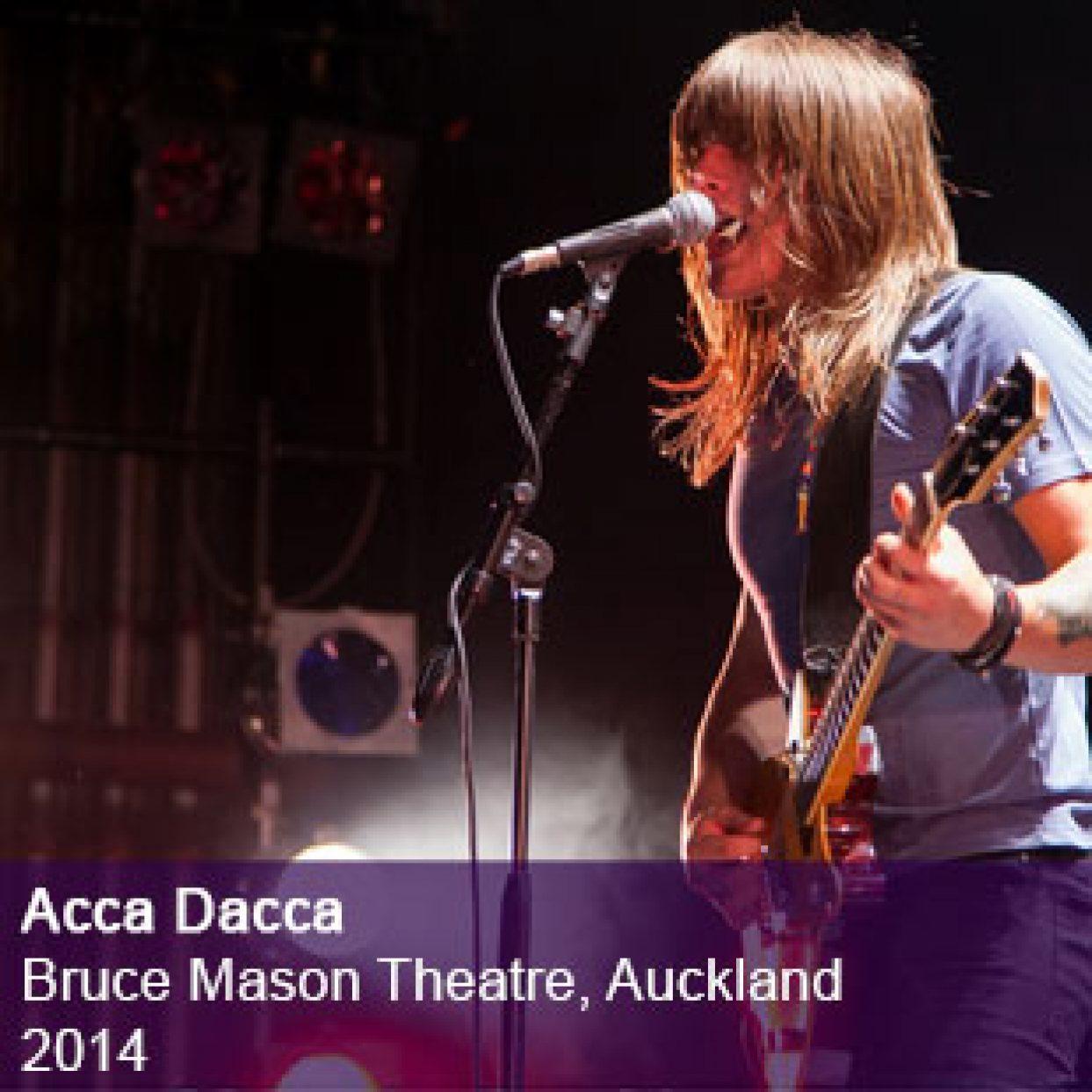 Acca Dacca live