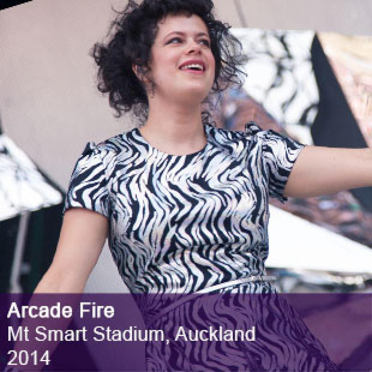 Arcade Fire live