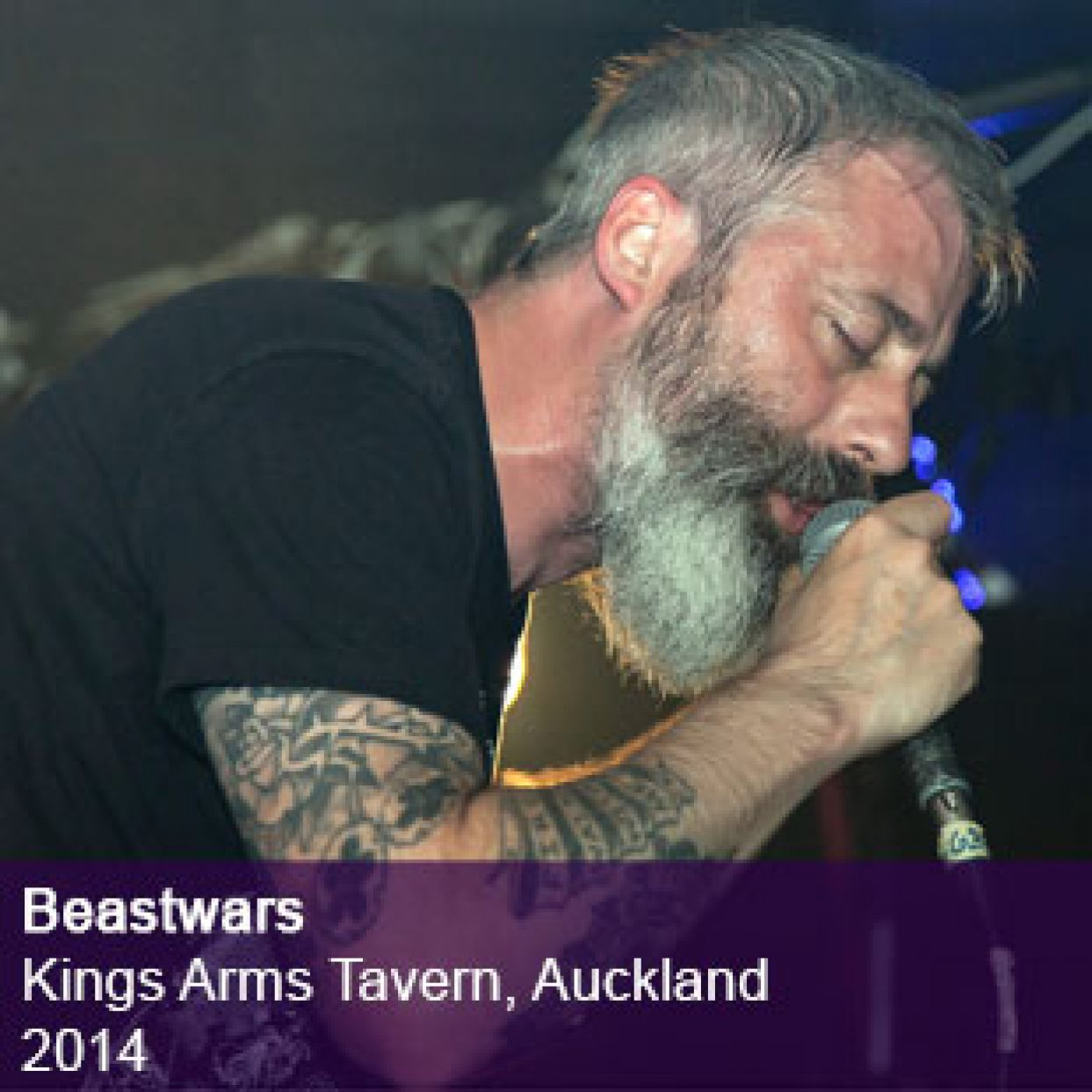 Beastwars Kings Arm Live
