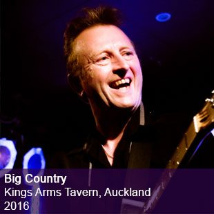 Big Country live