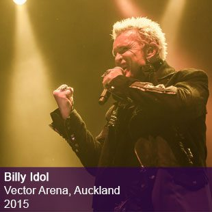 Billy Idol Live