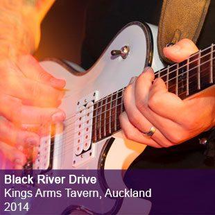 Black River Drive live