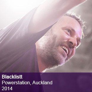 Blacklistt live