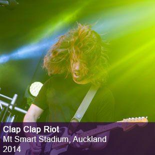 Clap Clap Riot Live