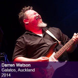 Darren Watson live