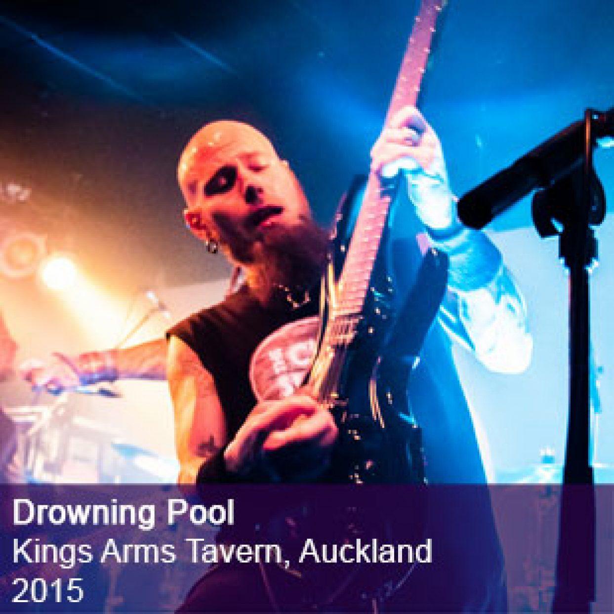 Drowning Pool Live