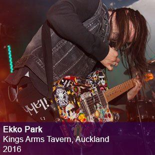 Ekko Park Live