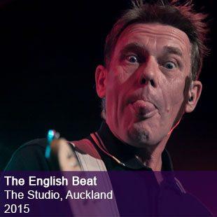 English Beat live