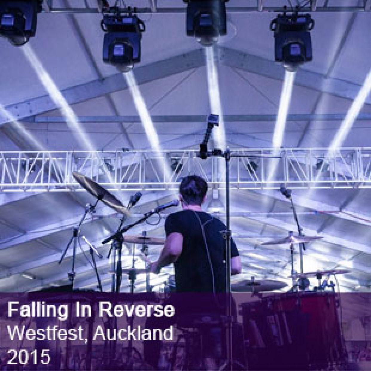 Falling In Reverse Live