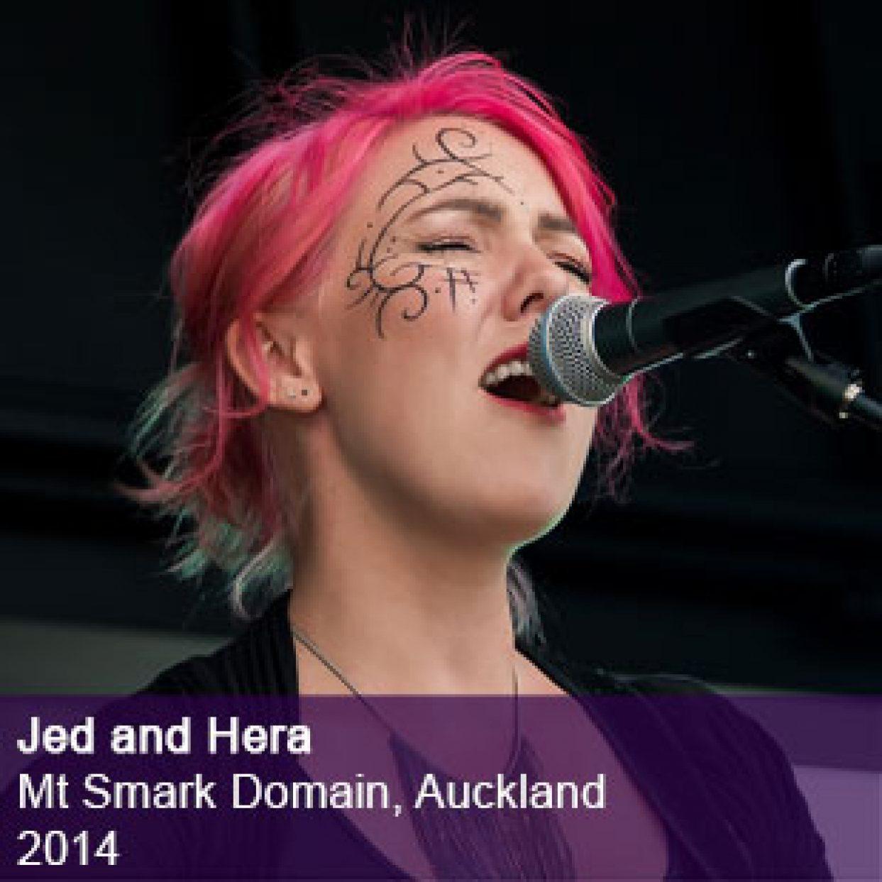 Jed and Hera Live