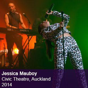 Jessica Mauboy live