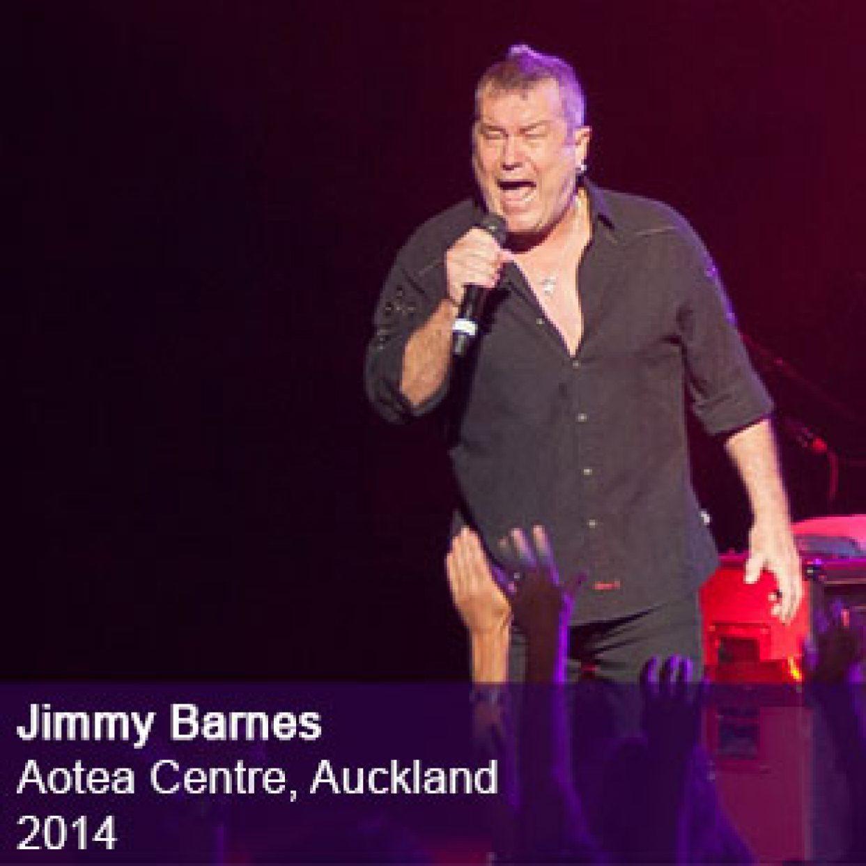 Jimmy Barnes live