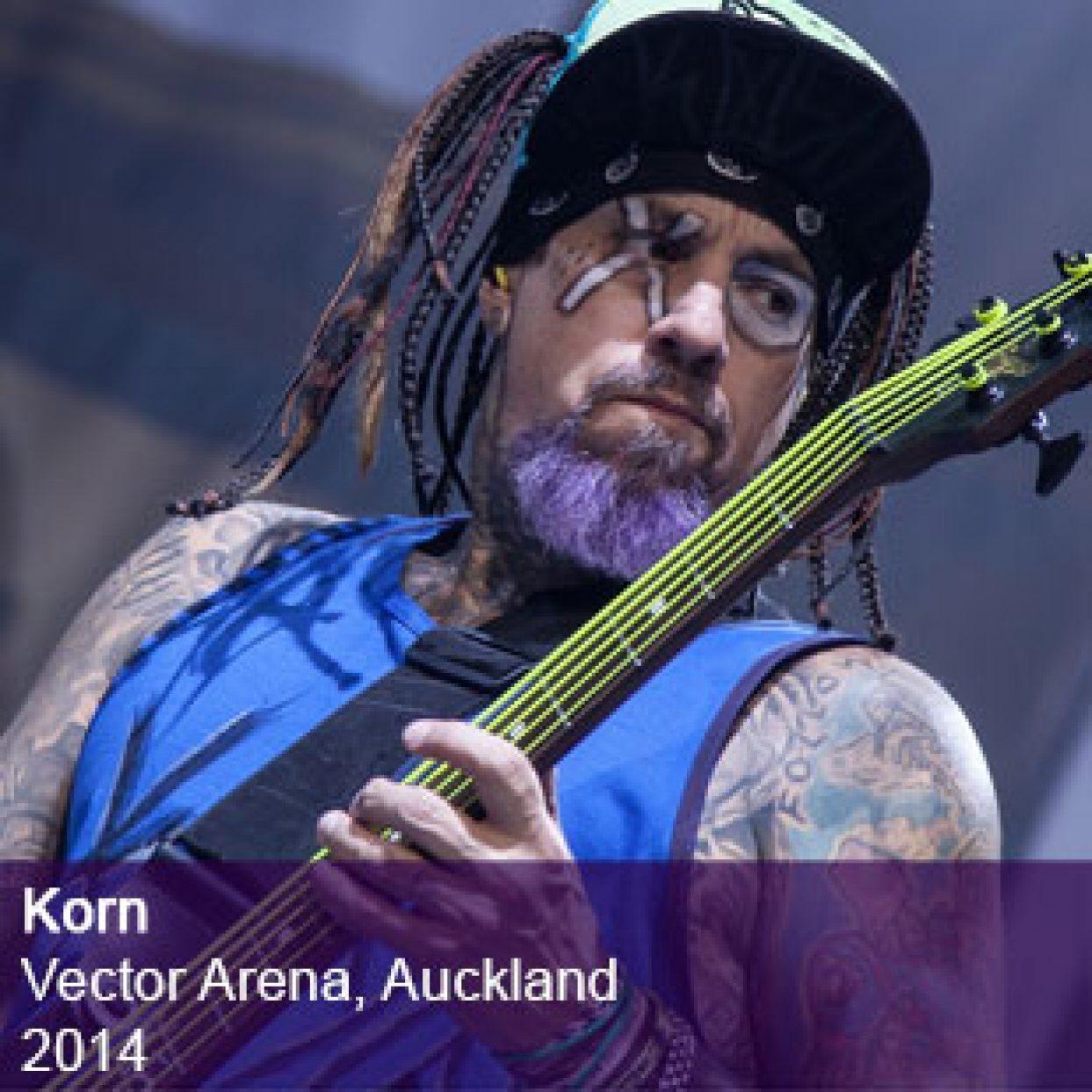 Korn live
