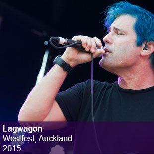 Lagwagon live