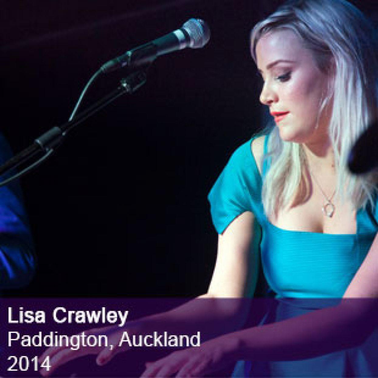 Lisa Crawley live