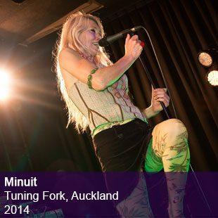 Munit live