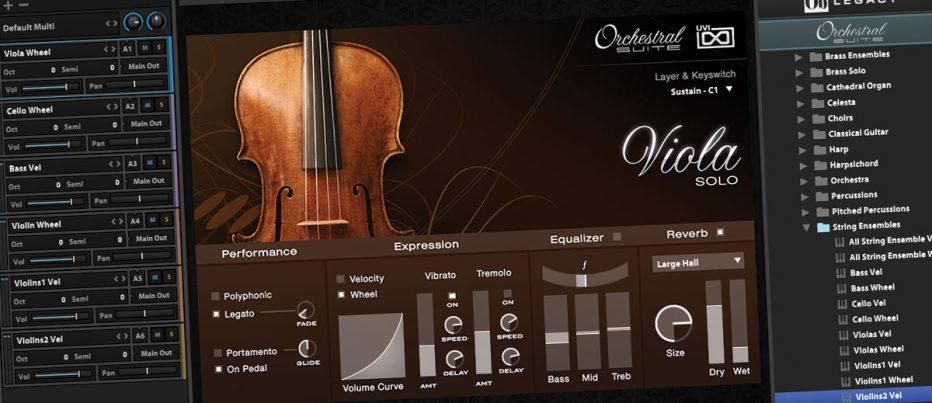 UVI Orchestral Suite – Lightweight Essentials