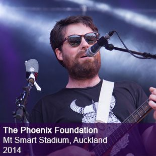 Phoenix Foundation Live
