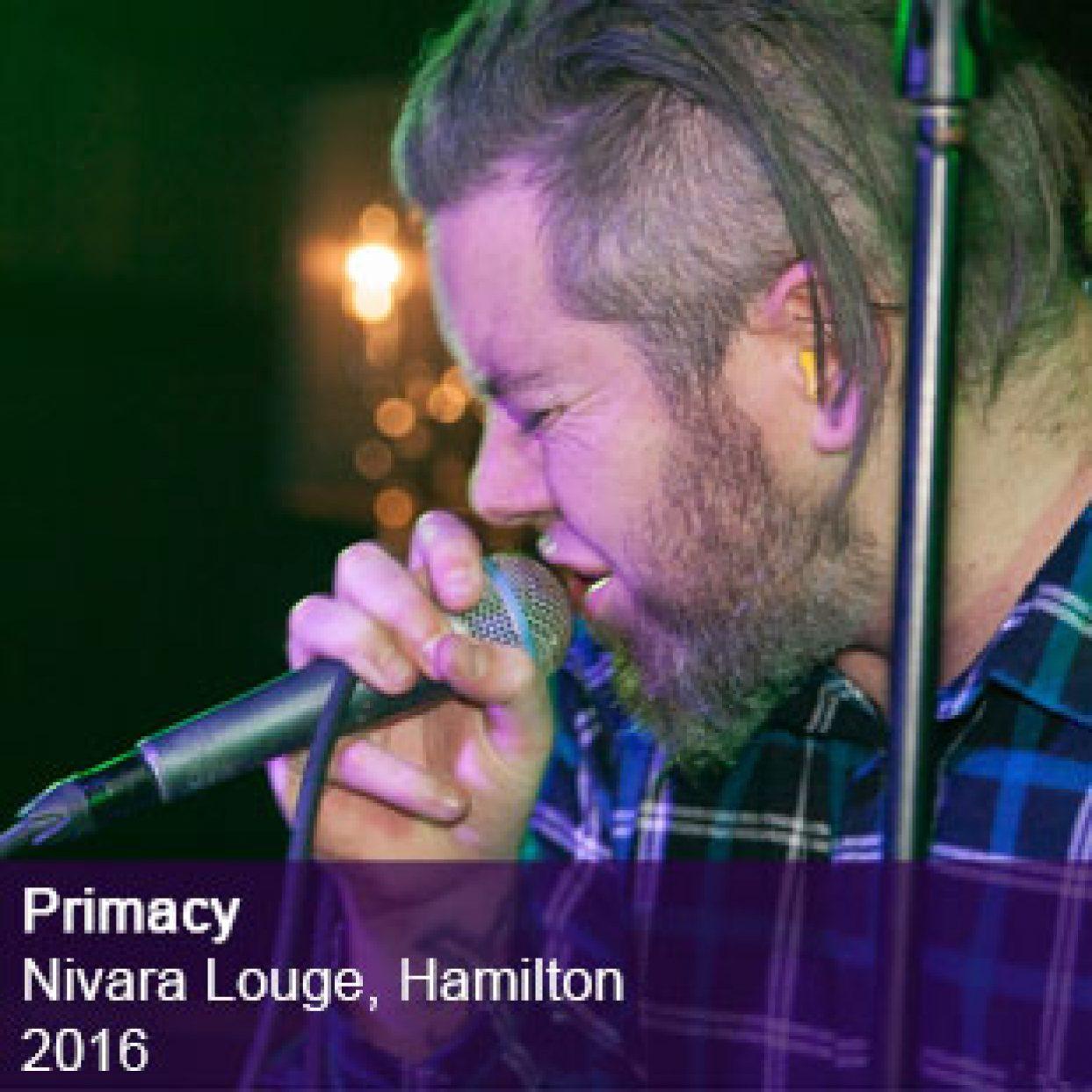 Primacy Live 2016