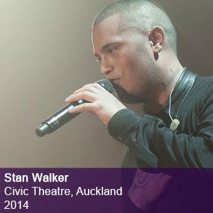 Stan Walker live