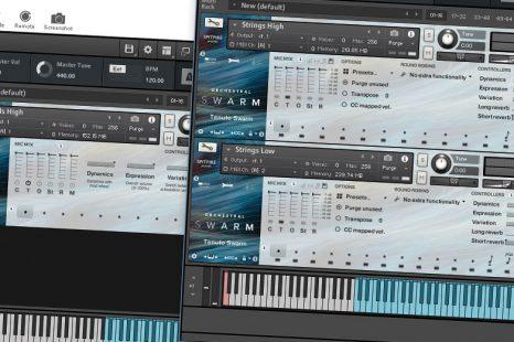 Spitfire Audio Orchestral Swarm – Oceans Alive