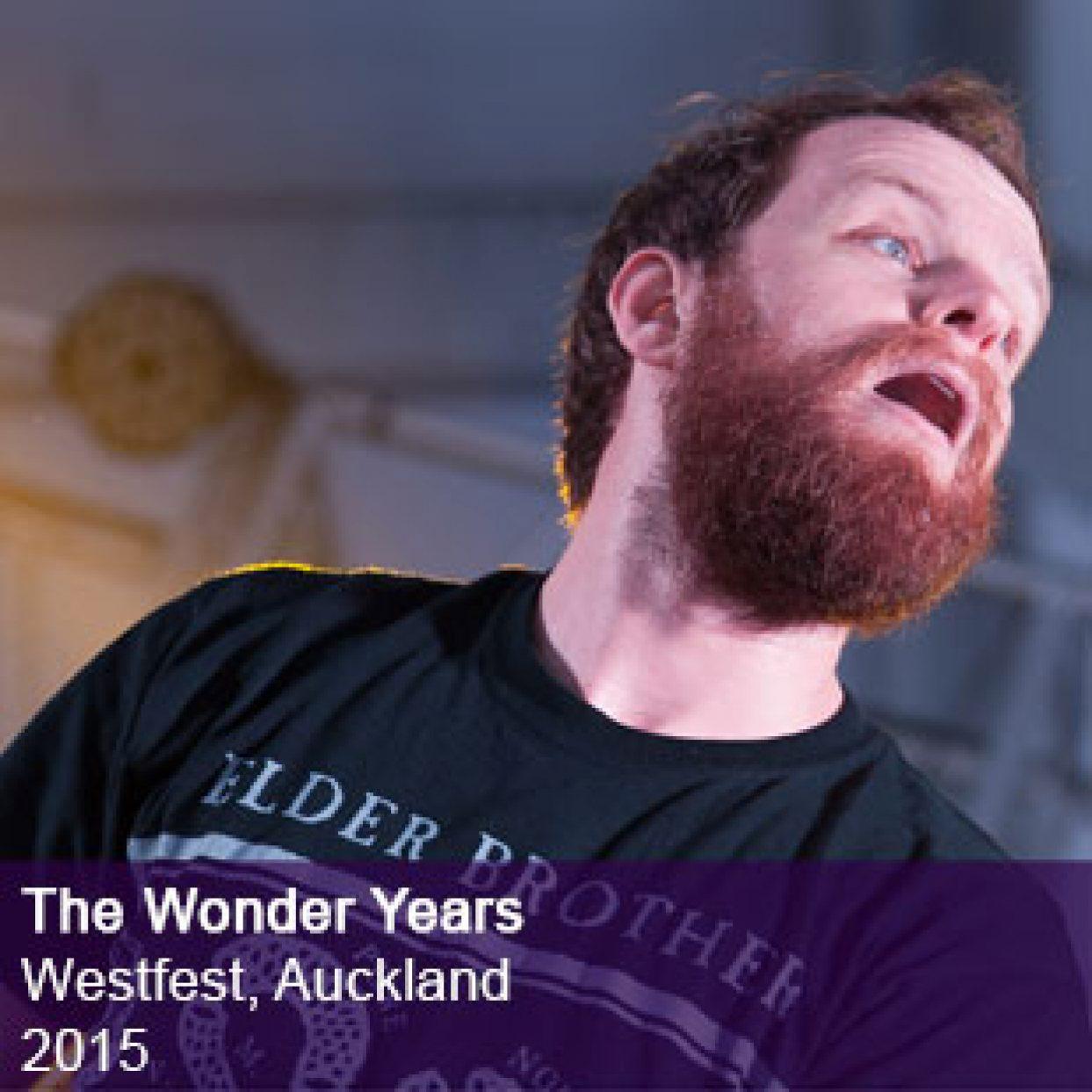 Wonder Years Live