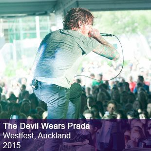 Devil Wears Prada Live