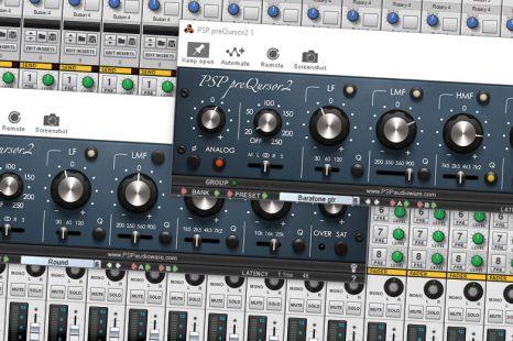 PSP Audioware preQursor2 – Filter Fantastic