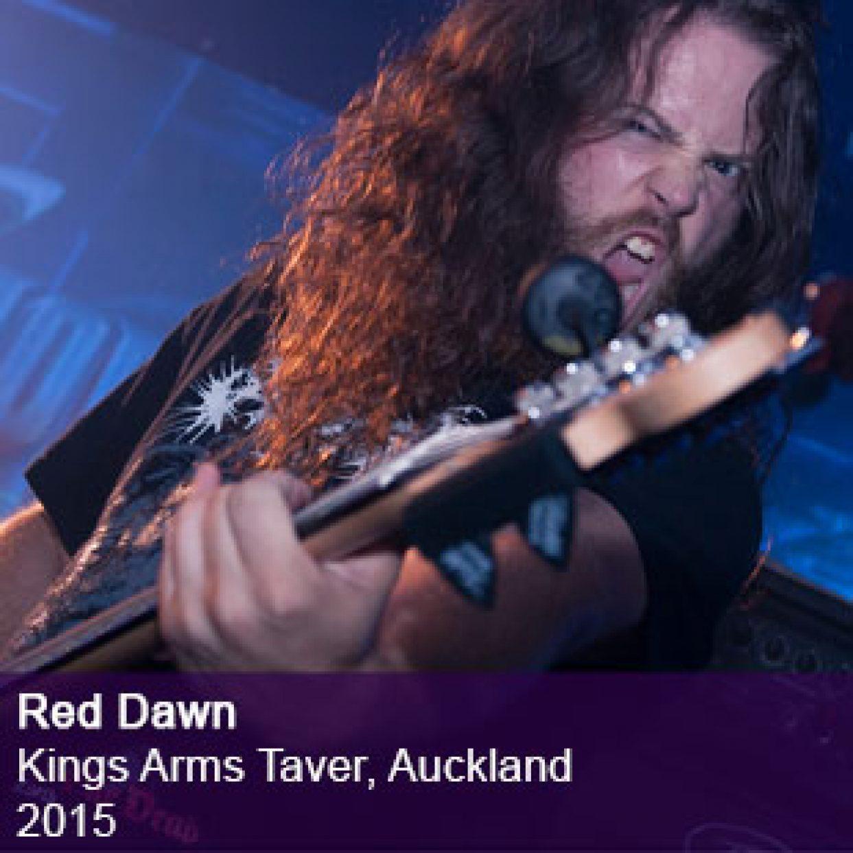 Red Dawn Live