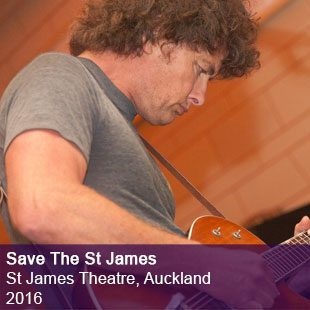 Save The St James