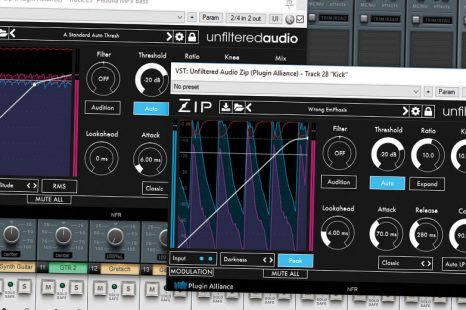 Unfiltered Audio Zip – Beyond the Limitations