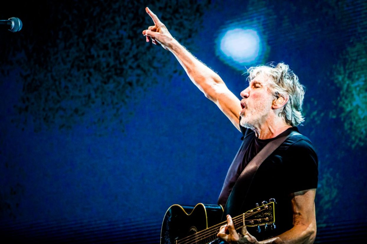 Roger Waters – Live @ Spark Arena, Auckland 2018