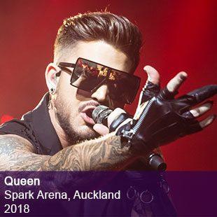 Queen 2018